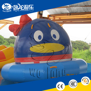 Inflatable Water Game Saturn Rocker Iceberg For Water Park