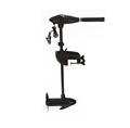 12V Transom Mount Trolling Motor 40Lbs Thrust designed for Intex outboard motor 68631 by Intex