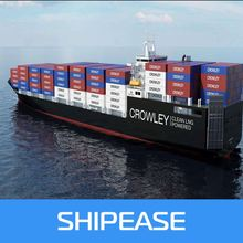 shenzhen freight forwarder cheap sea freight shipping rate china to Hamina,Finland