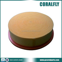 CORALFLY wholesale OEM honeycomb filter 1621138900 suction compressor air filter