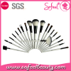 Beauty design 20pcs fashional latest make up face brush