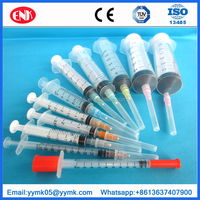 DISPOSABLE SYRINGE CE ISO APPROVED 1ml