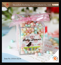 2017 wholesale acrylic clear gift box
