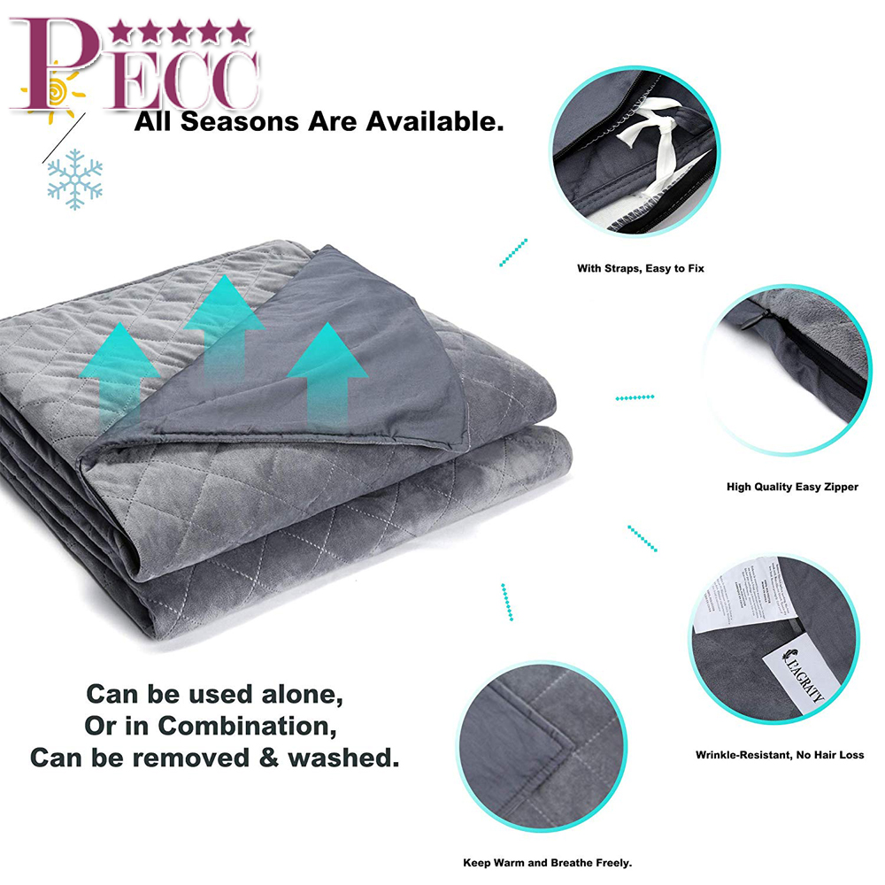 High Quality Adult Weighted Autism Sensory Blanket