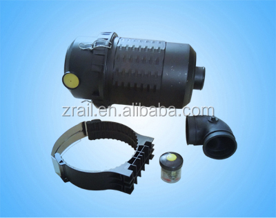 Air compressor inlet filter,train parts, railway