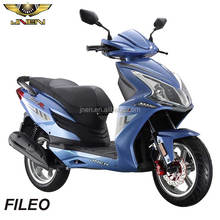 FILEO JNEN motor New design 2017 fashion model gasoline scooter 125CC EEC