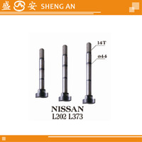 Hight quality spare parts camshaft engine parts camshaft for nissan