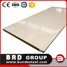 competitive price rock wool sandwich panel from zm trading