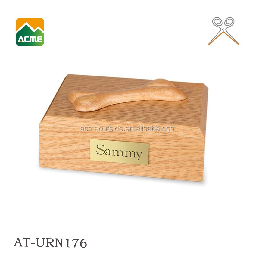 AT-URN176 new design good quality wholesale pet casket
