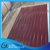 Pre painted galvanized corrugated roofing steel sheet