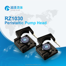 RZ1030 peristaltic pump head with imported 42 stepper motor DC 24V and 4 rollers