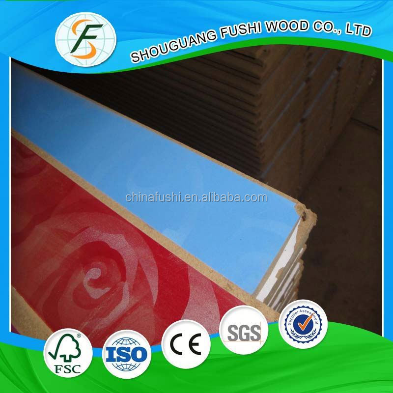 China supplier polyester mdf