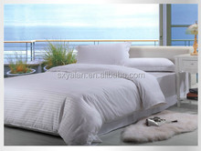 100% cotton hotel comfortable hotel bedding set
