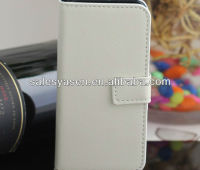 2013 new arrival for iphone 5 leather flip case