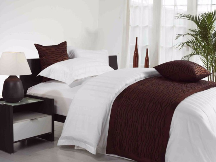 Hotel Linen China Bedding Set Cotton