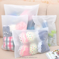 Plastic Hanger Garment Underwear Clothes zip lock packaging bag with proof