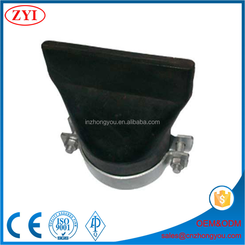 China automatic sewage control treatment duckbill check valve