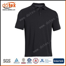 2017 wicking quick dry fit UPF UV anti bacterial official polo shirt