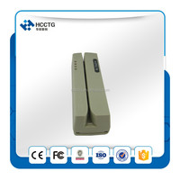 usb Compatible with msr 206 magnetic strip card reader/ writer/encoder machines With free SDK--HCC206