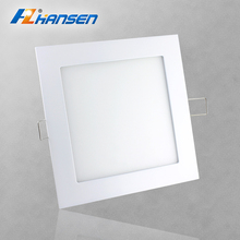 18W ultra thin Ra80 200x200mm square panel light led with cut size 180x180mm