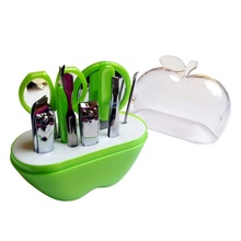 2017 professional wholesale girl manicure kit pedicure tool set