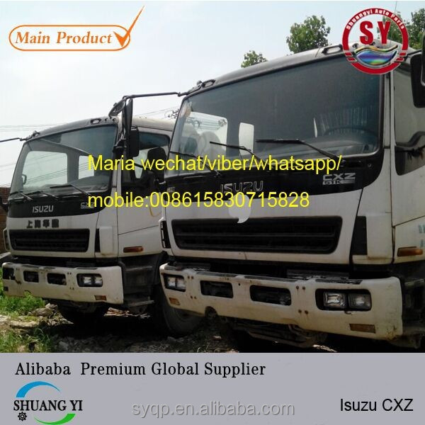 used Japanese Isu-zu CXZ truck for sale