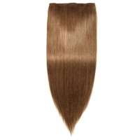 brown color remy double drawn hair wholesale