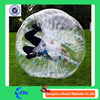 safe soccer bubble inflatable grass bumper ball suit for kids