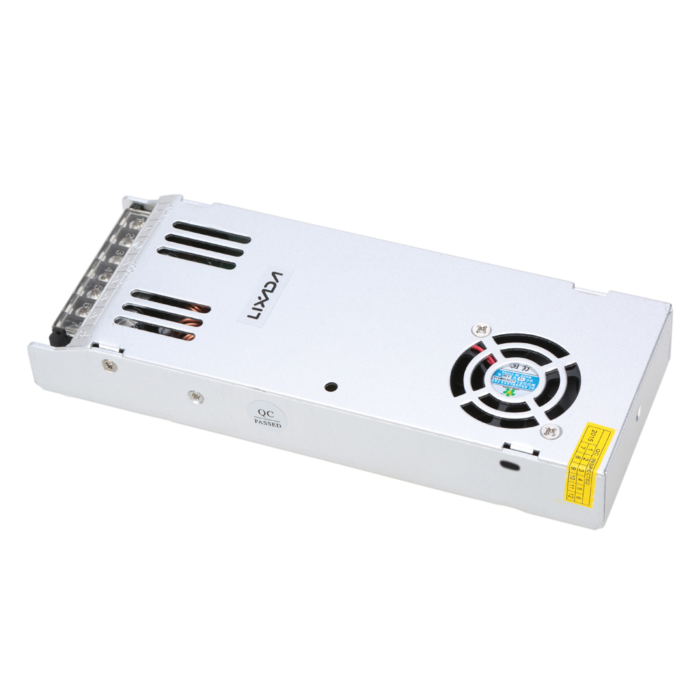 AC 170-250V to DC 12V 30A 360W Slim Switch Power Supply for LED Strip Light LED Display Industrial Equiment