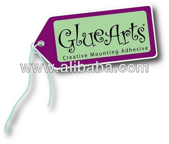 Glue Arts Scrapbook Adhesives Hightac, Permatac, Repositionable, Fabric, Applicators