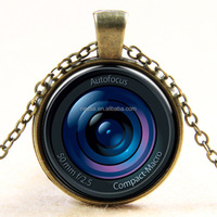 Fashion hidden camera necklace wholesale NS-B051