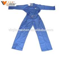 Excellent quality custom cheap 100% cotton coverall / used work clothes