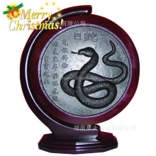 special christmas gift China snake Artistic dark Tea