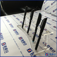 Hot sale Shop Counter Design Acrylic Electronic Cigarette Display Stand /Racks
