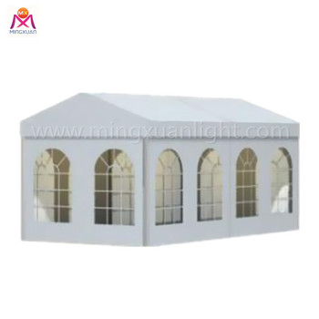 Premium Outdoor Clear Glass Wall big Event Tent
