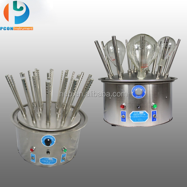sterilization of glass syringe injection
