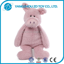 high quality fashion new style big head children plush toys