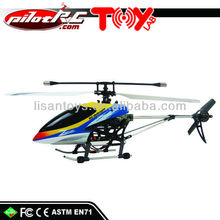 4-Channel single rotor remote control helicopter with gyro