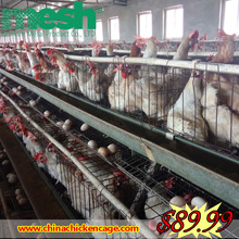 Best sellers 3 layers wooden chicken layer cage with great price