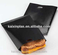 Chemical resistance reusable toaster bag