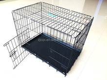 Many colors Economical welded dog cage,outdoor pet cage,sloping dog cages .