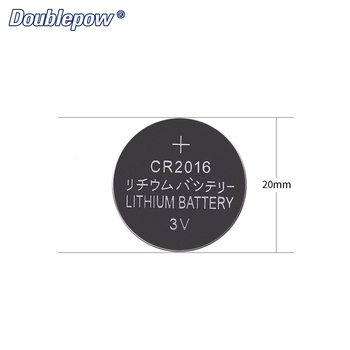 Quality 5pcs CR2016 3V Lithium Button Cell Battery Coin CR2016, DL2016, ECR2016, GPCR2016