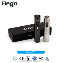 Sigeile New Launched Telescopic eCig Mod Zmax V5 Vaporizer Mod