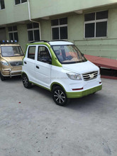 2014 new min family cheap electric car made in china