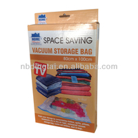 vacuum sealed ziploc bags as seen on TV/vacuum airtight storage bags/vacumm compression bag