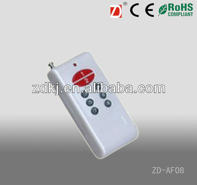 Normal touch screen universal remote control 8 in 1 with ZD-AF08