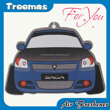 Hanging paper car fragrant air fresherner (XM)
