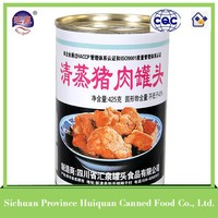 Wholesale china import canned food export premium ham luncheon meat