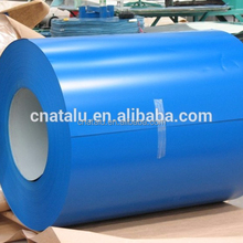 PE/PVDF wood grain/marble look/various color coated aluminum coil 1100 3003 3105 5052