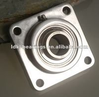 Stainless steel Mounted bearing units SSUCF208